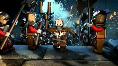 Lego The Lord of the Rings Quest of the Fellowship