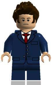 Tenth Doctor (Suit)