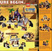 1998 Medium UK Cat Adventurers