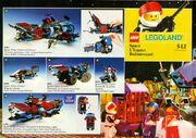 1989 Space Catalog EU