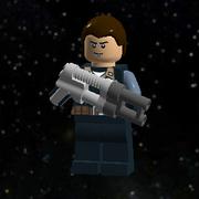 James Vega (Delta Squad)