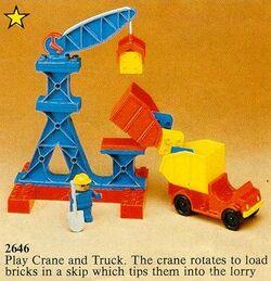 2646 Crane Set