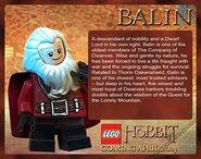 LEGO Balin Description