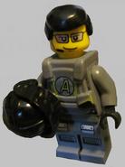 Agent Dagger