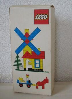 00-Weetabix Promotional Windmill box