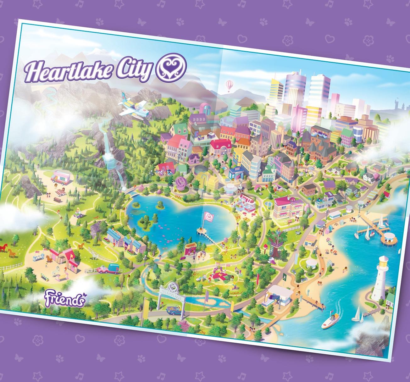 Heartlake City Brickipedia Fandom Powered By Wikia