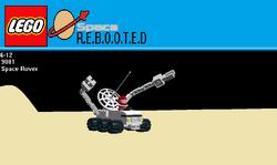 Crab Rover Boxart