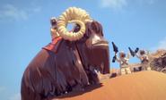 LEGO-Bantha-1