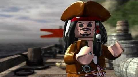 LEGO Pirates of the Caribbean Official Teaser