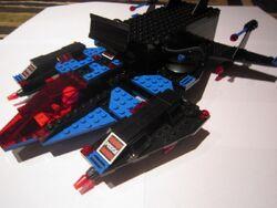 Space Police Comand Cruiser
