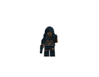 NightWolf Minifigure