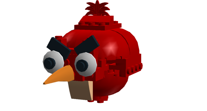 Angry Birds Red (1)