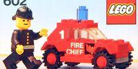 602/6602 消防指令車