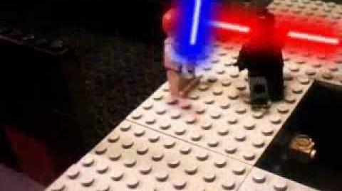 Lego Star Wars Duel Of Fates
