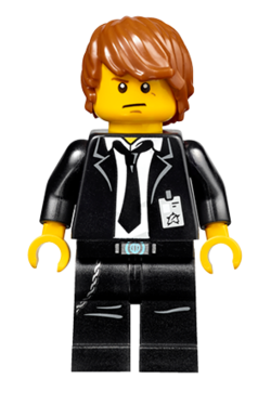 Max Burns character full body