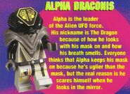 Lego mania magazine sep oct 1997 alpha draconis