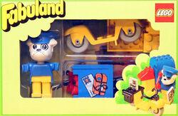3793-Buzzy Bulldog's Mailbox