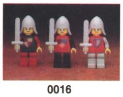 Castle Mini-Figures
