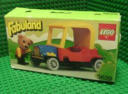 3629-Barney Bear