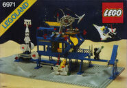 6971 Intergalactic Command Base