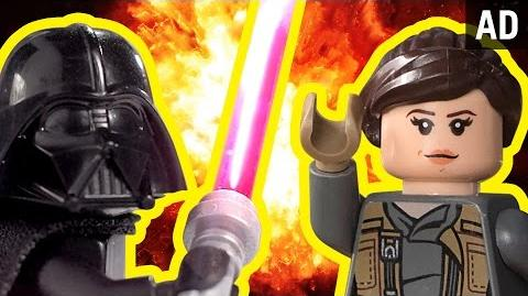 Star Wars Rogue One As Told By LEGO Disney-0