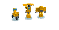 Super Wings Level Pack