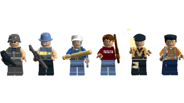File:The Last Of Us Multiplayer All Minifigures.png