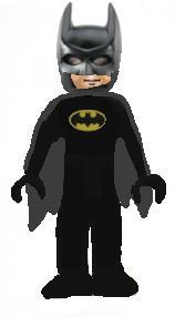 Batman Mini Doll