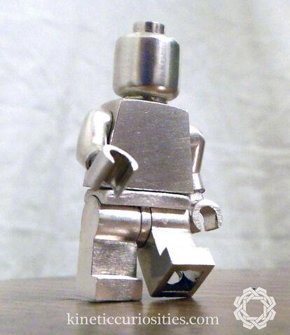 File:Silver LEGO Minifigure.jpg