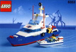 6353 Coastal Cutter