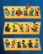 Dc minifigures