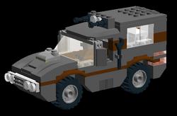 Dirty Bay's Truck