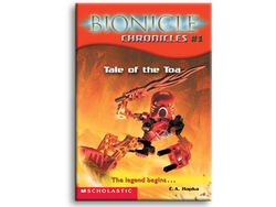 B164 Bionicle Chronicles -1 Tale of the Toa