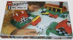 380-Village Set