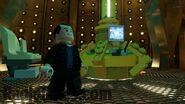 Lego Christopher Eccleson's Tardis