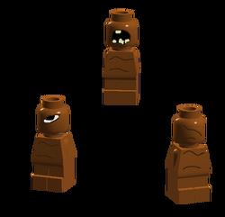 Clayface Minions
