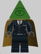 Illuminati Dude 2