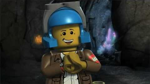 LEGO The Adventures of Clutch Powers Official Trailer (High Quality!)