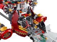 Lego Ninjago Ronin R.E.X. 9
