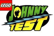 LEGO Johnny Test Logo