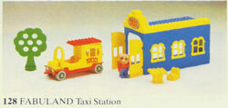 128-Taxi Station