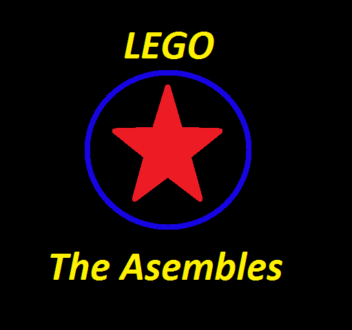 File:LEGO The Asembles Videogame Logo.png