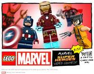 Marvel contest