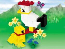 1264-Easter Chicks