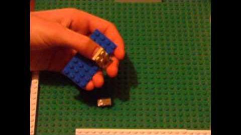 Alternate Robot Torso Design Bricks, Tips, and Tricks with Arcimedes36-0
