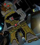 Unknown cyborg