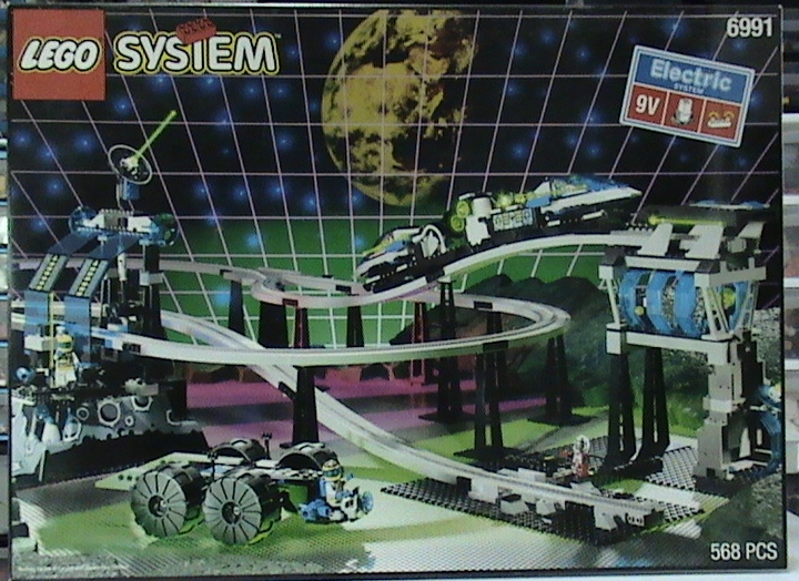 lego space police central instructions