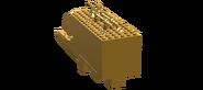 Gold Bolt's Gold Carbonite Transport, 4