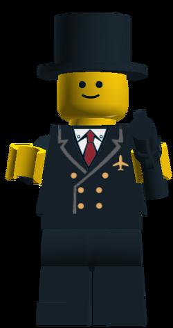 Titanic Guns-Man