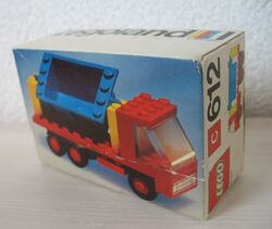 612-Tipper Truck